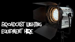 Broadcast Lighting Blog Header