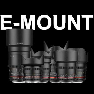 Rokinon 24mm Lens Rental